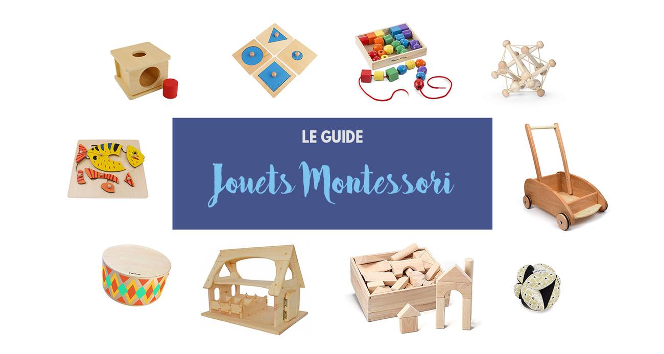 jouets montessori guide pratique